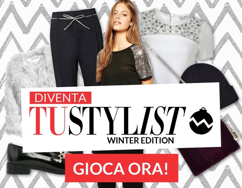 diventa TuStylist - Winter Edition 2014