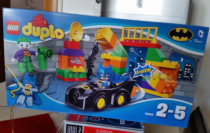 in arrivo i giocattoli Lego Duplo