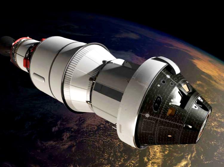 lancio Orion Nasa su Marte 4 dicembre 2014