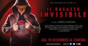 locandina cinema Il ragazzo invisibile