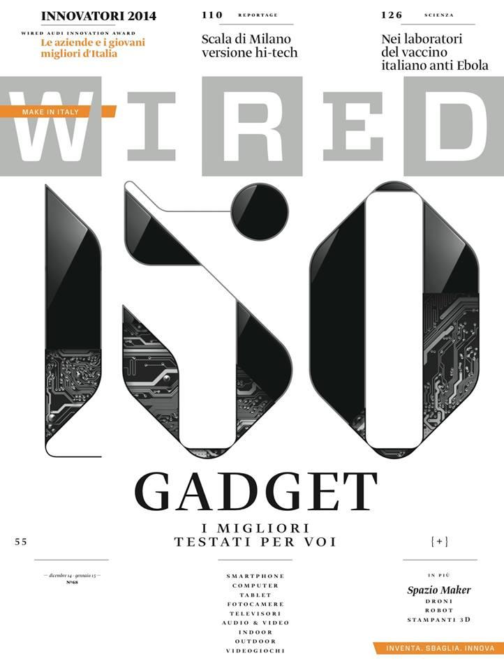 rivista Wired omaggio