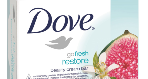 saponetta Dove Go Fresh