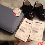 scarpine e borsa gratis Tatiana