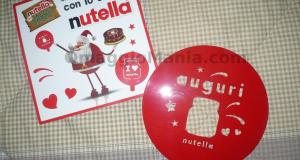 stencil Nutella omaggio Francesca