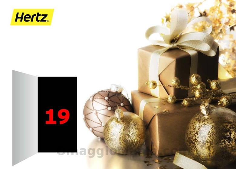 vinci buono Amazon con Hertz