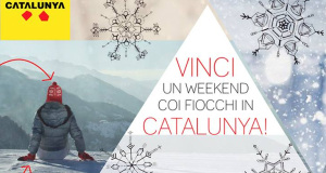 vinci guanti+cappello o weekend in Catalunya
