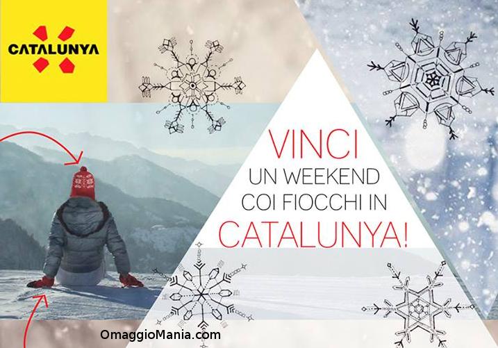 vinci guanti+cappello o weekend in Catalunya