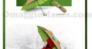 vinci ombrello Zespri richiudibile