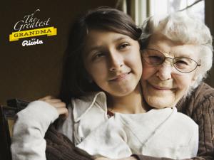 vinci pacco sorpresa Ricola con The Greatest Grandma