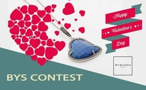 BYS Contest di San Valentino - vinci collana