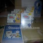 Duck Fresh Discs ricevuti da Isabella