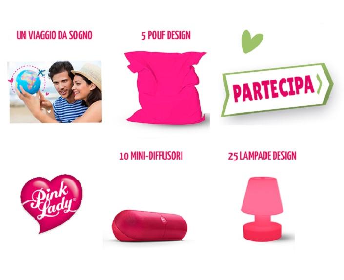 Grande Concorso San Valentino Pink Lady