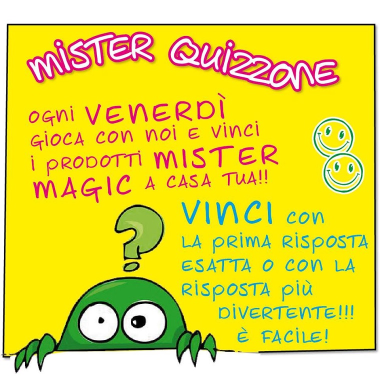 Mister Quizzone Mister Magic