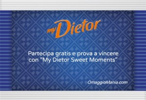 My Dietor Sweet Moments bustina