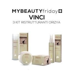 MyBeautyFriday - vinci kit ristrutturante Orizya