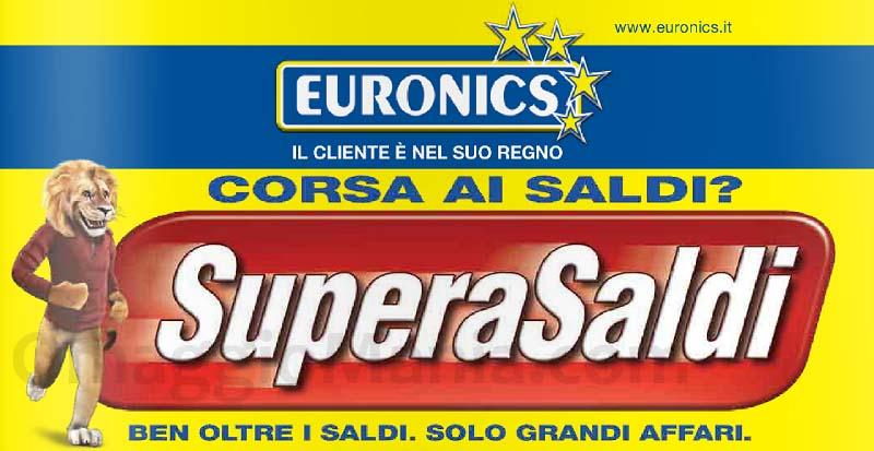 SuperaSaldi Euronics 2015: scopri le promozioni