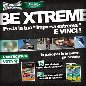 Wilkinson Be Xtreme