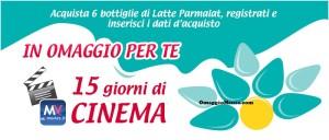 con Parmalat in omaggio il cinema di MyMovies