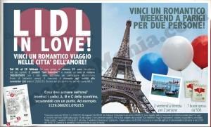 concorso Lidl in Love San Valentino