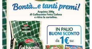 concorso a premi Galbani Galbacotto Fetta Golosa