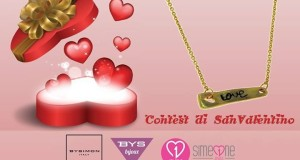 contest di San Valentino BYS BySimon