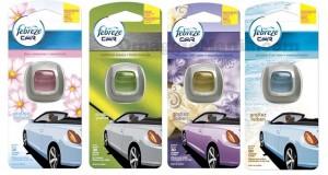 deodoranti auto Febreze Car