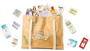 ecoborsa di prodotti I Provenzali omaggio