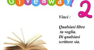 giveaway Tutto in Vetrina - vinci libro a scelta