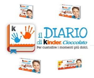 il Diario di Kinder Cioccolato