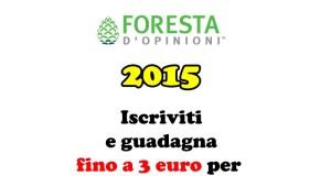 inviti foresta d'opinioni 2015