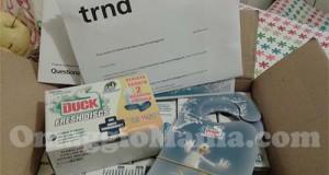 kit Fresh Discs ricevuto da Antonella