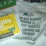 maglietta Tic Tac vinta da Silvia