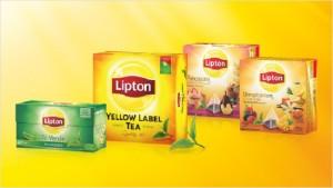 tè Lipton da testare gratis con TRND