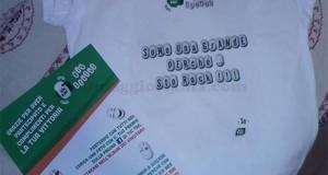 t-shirt Tic Tac personalizzata Sonia
