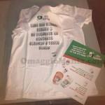 t-shirt Tic Tac ricevuta da Barbara