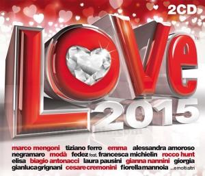 vinci LOVE 2015 compilation dedicata agli innamorati