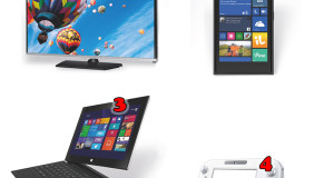 vinci TV, smartphone, tablet o Wii