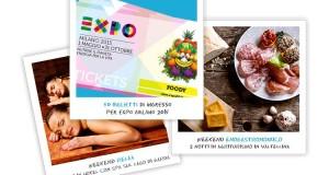 vinci biglietti per Expo Milano 2015