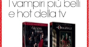 vinci cofanetti The Vampire Diaries e The Originals