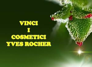 vinci cosmetici Yves Rocher