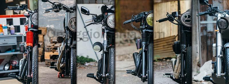 vinci felpa e cappelino Yamaha con Yamaha Garage Challenge