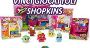 vinci giocattoli Shopkins con Super TV