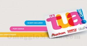 La Tua Card Auchan, Simply, Lillapois