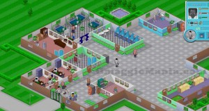 Theme Hospital screen