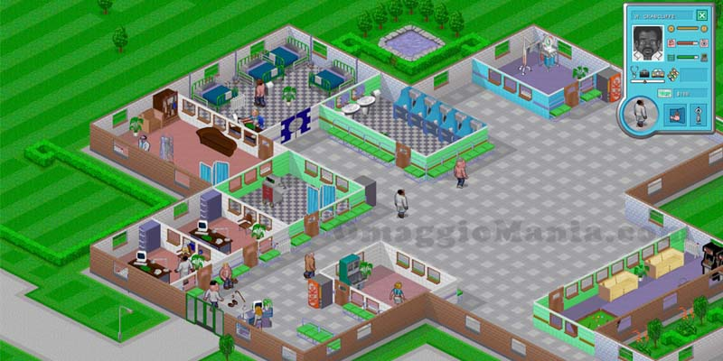 Scaricare theme hospital