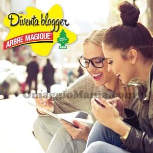 campioni omaggio Arbre Magique per blogger