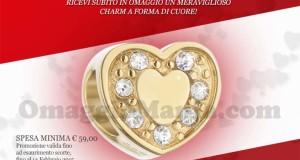 charm Morellato omaggio con acquisto