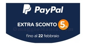 codice sconto Unieuro PayPal