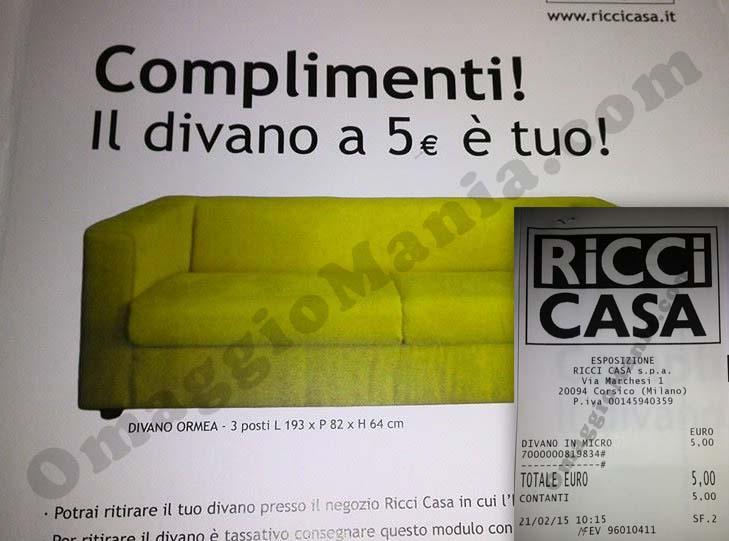 Ricci Casa Divani ~ Idee per il design della casa