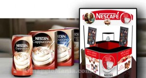 degustazione Nescafè
